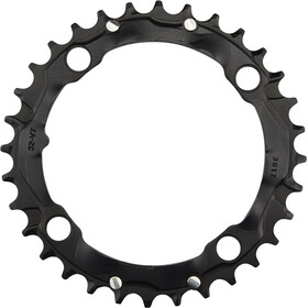 Truvativ MTB Plateau 104 mm aluminium, black